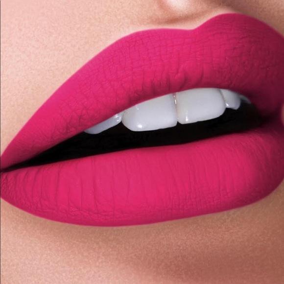 Kylie Cosmetics Other - Kylie Cosmetics Under the Tree mini liquid lip